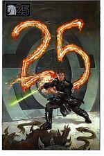 STAR WARS INVASION ( # 12) REVELATIONS # 1 2011 DAVE DORMAN 25TH ANN VARIANT HTF