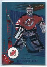 1997-98 Pacific Dynagon Ice Blue 68 Martin Brodeur