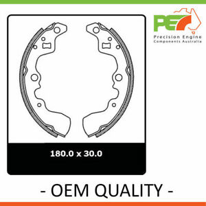 New *PROTEX* Brake Shoes - Rear For SUZUKI SWIFT SA310 2D H/B FWD.