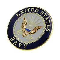 U S Navy USN Seal Military Symbol Logo Emblem Lapel Pin Veteran