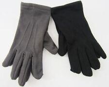 Gants et moufles noirs en polyester taille unique pour femme
