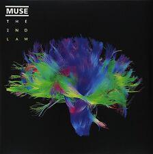 Muse THE 2ND LAW 6th Album 180g GATEFOLD Warner Bros Records NEW VINYL 2 LP