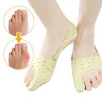 Toe Corrector Elastic Foot Bunion Spreader Pad Hallux Valgus Orthopedic Sleeve