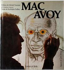 MAC AVOY - PAILLIEZ - NESLE 1979 - TRES BON ETAT AVEC ENVOI DE L'ARTISTE