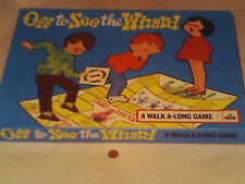 OFF TO SEE THE WIZARD OF OZ VINTAGE GAME 1967 MGM BOX SPINNER YBR #435 RARE VHTF