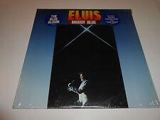 ELVIS Presley  MOODY BLUE SEALED , original LP, 33  NICE, with stickers