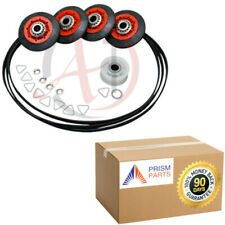 For KitchenAid Dryer Repair Maintenance Kit Belt Pulley Rollers # PA2069013X163