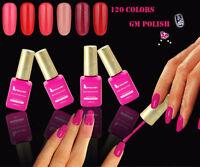 New Mild Gel Polish Soak Off UV LED Lamp Manicure 15ml Nail Art Tips Varnish