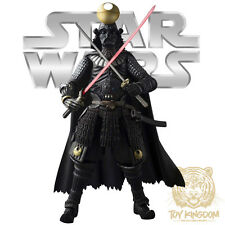 Star Wars SAMURAI GENERAL DEATH STAR DARTH VADER Bandai Tamashii Nations Figure