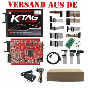 KTAG V7.020 ECU Programming Werkzeug Master Software V2.23 Unlimited Token