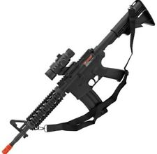 Electric AEG Airsoft Toy with Battery & Charger And scope High Quality