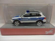 Herpa 092623 VW Tiguan policía Brandeburgo volkswagen 1:87 nuevo