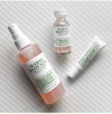 Mario Badescu Drying Lotion, Facial Spray and Lip Balm New and Fresh !