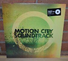 MOTION CITY SOUNDTRACK - Go, LP BLACK VINYL + FULL CD New & Sealed!