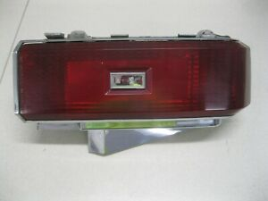 1981 1982 1983 1984 1985 1986 1987 Oldsmobile Cutlass Supreme Tail Light Lamp LH