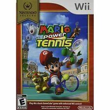 New listing Mario Power Tennis [Nintendo Selects]