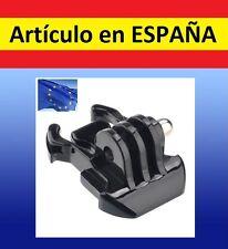 ADAPTADOR pecho y cabeza camara GoPro Hero 1 2 3 3+ arnes accesorios soporte