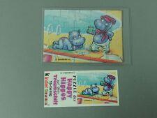 PUZZLE: Happy Hippo Traumschiff u.r. + BPZ (100% original)