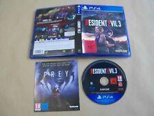 Resident Evil 3 : Der Hammer für die PlayStation 4
