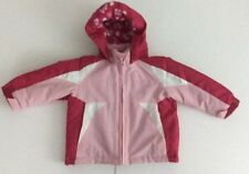 6ccd81b7f Wonder Kids Infant Girl Coat Hood 12 Months Pink Child double Zipper (wk1)