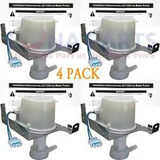 4 Pack Wp-2217220 for Ice Machine Maker Water Pump Ap6006664 Ps11739740