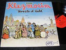 ROBERT CRUMB Cover Art Lp Rarity THE KLEZMORIM Streets Of Gold ARHOOLIE 1978