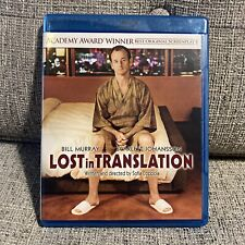 Lost in Translation (Blu-ray Disc, 2011) - Perfect Condition