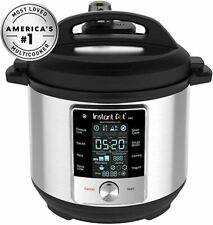 Kitchen Instant Pot Max Pressure Cooker 9 In 1 Best For Canning With 15Psi Steri