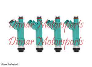 OEM Fuel Injector Set fits SCION tC 2005-2009