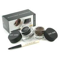 Bobbi Brown Long Wear Gel Eyeliner Duo: 2x Gel Eyeliner 3g (Black Ink, Sepia