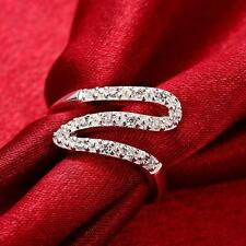 2017New products Fashion 925 silver jewelry Rings women Ring size 8 Popular Gift