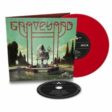 "GRAVEYARD: Peace DIGI-CD with EXCLUSIVE RED 7"" Vinyl EP, LTD 500 Blues Pills"