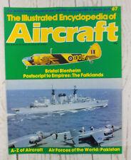 Illustrated Encyclopedia of Aircraft #67 Cutaway Bristol Blenheim