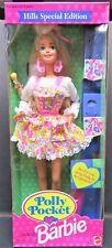 Nrfb Barbie Polly Pocket Doll - Hills Special Edition 1994- Original Packaging