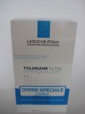 La Roche Posay Toleriane Ultra Demaquillant MAKEUP REMOVER 30 x 5 ml x 2 - Paris