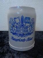 Articles en Terre Cuite Chope à Bière Bayrisch-bier - 0,5 Litre - Vintage