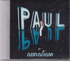 Paul de Leeuw-Abraham promo cd single