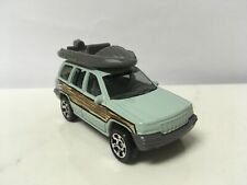 1999-2004 Jeep Grand Cherokee Limited 4x4 Collectible 1/64 Scale Diecast