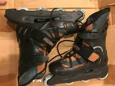 California Advanced Sports Cas Roadster Ca408 Roller Blades Size 9 - Defective