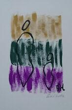 "David S Hewett ""Mother's Teachings"" Original Water Color on Paper"