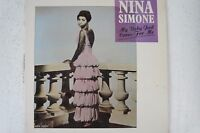 Nina Simone My Baby just cares for me CYZ112 LP53