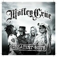 """Greate$t Hit$ [2009] by M""""tley Cre (Vinyl, Nov-2009, 2 Discs, Eleven Seven)"""