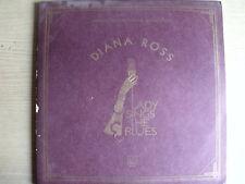 """DIANA ROSS - Lady Sings The Blues - 1972 LP 33 12"""" GIRI Vynil [D1]"""