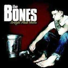 Straight Flush Ghetto [Digipak] by The Bones (Sweden) (CD, Sep-2004, Liquor...