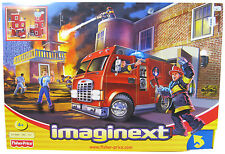 2002 FISHER PRICE IMAGINEXT RESCUE CENTRE MADE IN CHINA BRAND NEW MISB (n)