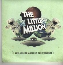 (BR122) The Little Millon, You And Me Against The Universe - DJ CD