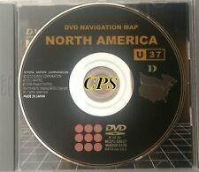 2006 2007 2008 2009 Toyota Prius 4Runner Sienna Navigation DVD Map U37 Update