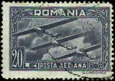 Romania Scott #C21 Used