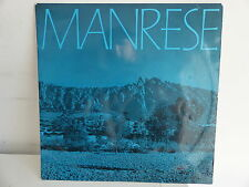 MANRESE 1 Le silence Textes JEAN LAPLACE LDY823