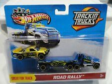 Hot Wheels Trackin' Trucks Road Rally
